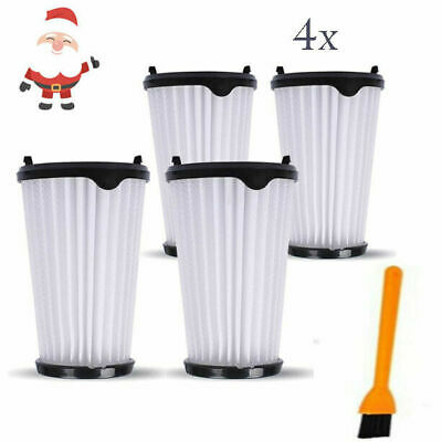 4*Filter With cleaning brush For AEG CX7 CX7-2 AEF150 vacuum cleaner accessories