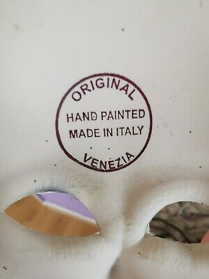 Face design (hands made in Italy)