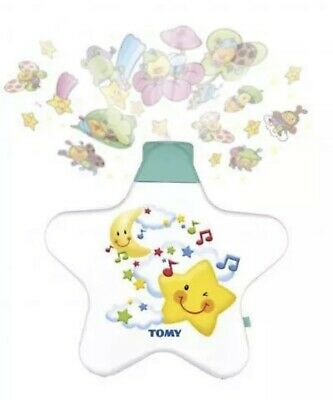 Tomy Starlight Dream Show Night Light -White