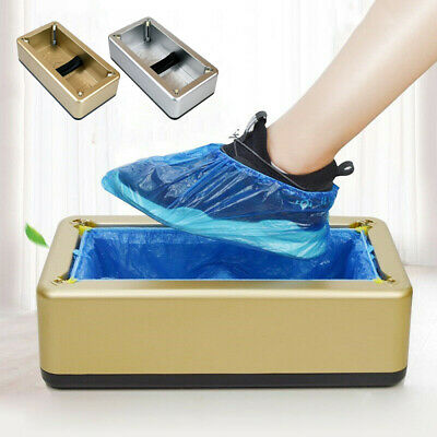 Disposable Shoe Covers Machine Automatic Shoe Cover Dispenser LAB OFFICE HOME