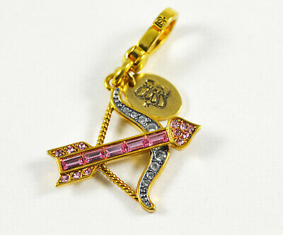 Juicy Couture Limited Edition Bow and Arrow Charm without box very rare