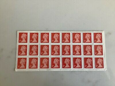 Genuine Royal Mail 1st Class Postage Stamps 76p x 24