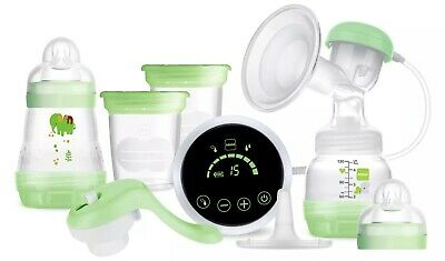 MAM 2-in-1 Electric/Manual Single Breast Pump