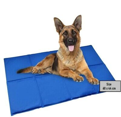 Gel Cooling Mat for Dog Cat Pet Self Cooling Pillow Summer Hot Weather Bed Pads