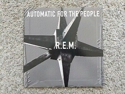 REM - Automatic for the People' (Warner, 1999)