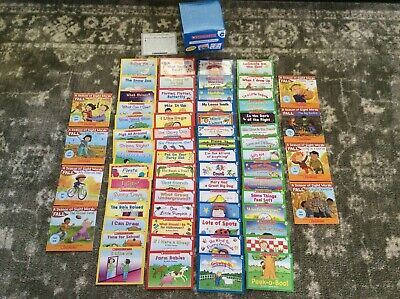 Little Leveled Readers Learn to Read Children's Books Lot 60 sight words 8 set