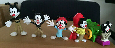 FIFTY-FIVE (55) Animaniacs action figures !!