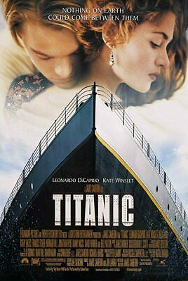 Titanic HDX INSTAWATCH VUDU no physical disk
