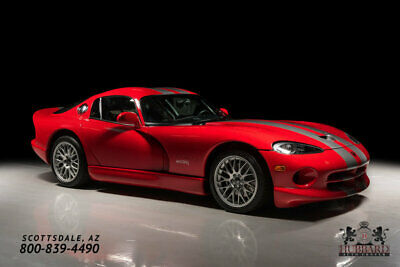 2000 Dodge Viper GTS ACR 2000 Dodge Viper GTS ACR, Super Rare, Super Low Miles, Museum Quality!