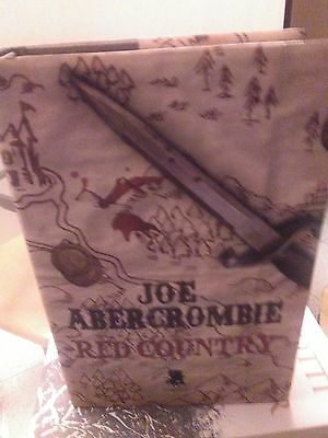 Joe Abercrombie red country |° edizione gargoyle  2015
