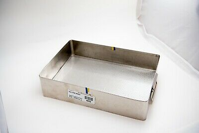 Jarit Stainless Medical Instrument Sterilization Tray