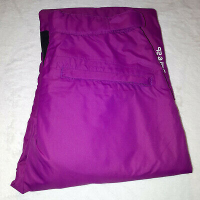 "Dare2B Regatta D2B Salopettes Ski Pants Girls 26"" 13 - 14 Years Magenta Braces"