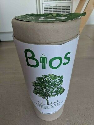 Bios Urn-Biodegradable urn with Pine Seed For Humans Or Pets. Grows into a Tree.