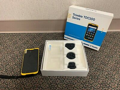 Trimble TDC100 Handheld Data Collector Android 5.1.1