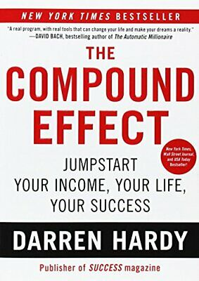 The Compound Effect by Darren Hardy | E-Edition (P.D.F, MOBI, EPUB)