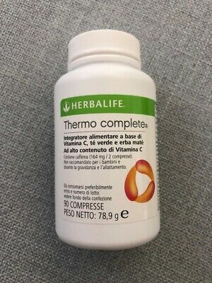 Herbalife Thermo Complete 90 Compresse
