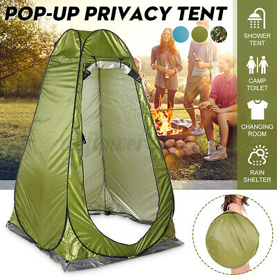 Outdoor Portable Pop Up Tent Changing Clothes Room Toilet Shower Fishing Camping