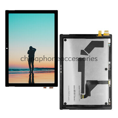 "Fit For 12.3"" Microsoft Surface Pro 7 M1866 LCD Touch Screen Digitizer Assembly"