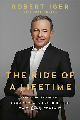 The Ride of a Lifetime Lessons Learned from 15 Years as CEO of Walt Disney.P-D-F