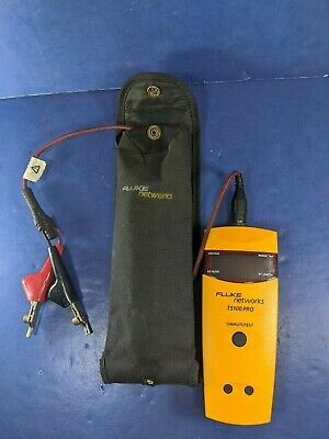 Fluke TS100 Pro Cable Fault Finder, Very Good