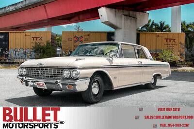1962 Ford Galaxie - Video Inside! 1962 Ford Galaxie 500, Rebuilt 390ci V8, Automatic, Power Steering & Brakes!