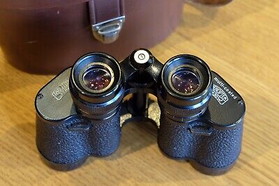 CARL ZEISS Jena Jenoptem 8x30W Multi Coated Binoculars