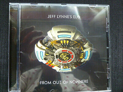 Jeff Lynne's Elo Cd ~ From Out Of Nowhere ~  10 Tracks