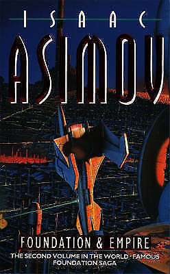 Foundation and Empire (Book Two of The Foundation Series), Isaac Asimov, Used; G