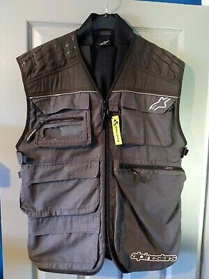 Genuine and exceptionally rare Alpinestars Pro Photo Vest in approx L/XL 46 inch