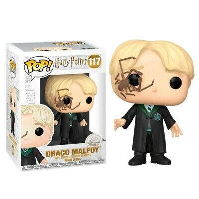 POP! Harry Potter - Draco Malfoy (With Whip Spider)