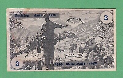 Caribbean 2 Peso MPC  Note P-Unlisted   EXTRA FINE
