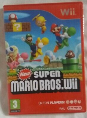New Super Mario Bros. (Nintendo Wii, 2009)