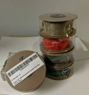 Double Fold Bias Tape 1/2 inch ( READ DESCRIPTION ABOUT SHIPPING)