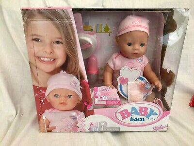 BABY BORN Zapf Creations Interactive Girl Doll inc All Accessories & extras