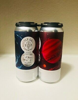 "Bottle Logic & Great Notion (2 ""empty"" cans) Monkish, electric, trillium, 450"