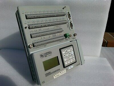 Campbell Scientific CR5000 High-Performance Datalogger-Original Owner