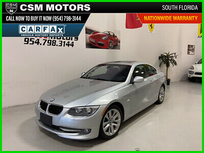 2011 BMW 3-Series i xDrive 2011 328I xDrive AWD Coupe 69K ORIGINAL*NAVIGATION*HEATED SEAT*SUNROOF*WARRANTY