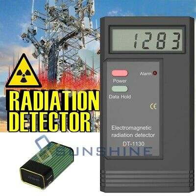 LCD EMF Meter Magnetic Field Detector Ghost Hunting Paranormal Equipment Tester