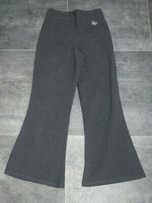 Fab Girls M&S Grey School Trousers Aged 6 Years - In Very Good Condition