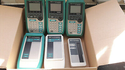 UTP/BNC FLUKE microtest pentacanner SCANNER & INJECTERS (COST THOUSANDS NEW)