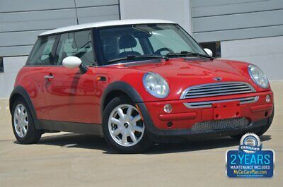 2004 Cooper LTHR HEATED SEATS AUTOMATIC 79K MILES FRESH TRADE 2004 MINI COOPER LEATHER HTD SEATS AUTOMATIC 79K MILES FRESH TRADE CLEAN