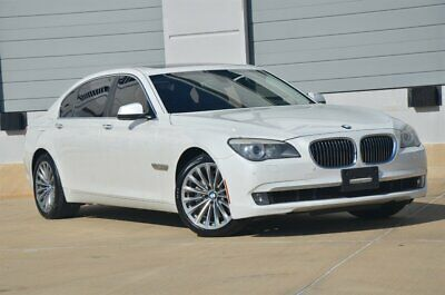 2012 7-Series 740Li TOP LOADED SPTS/PREM PKG CONV PKG FREE SHIP 2012 740Li TOP LOADED PREM/SPTS PKG KEYLESS GO SOFT CLOSE DOORS FREE SHIP w/BIN