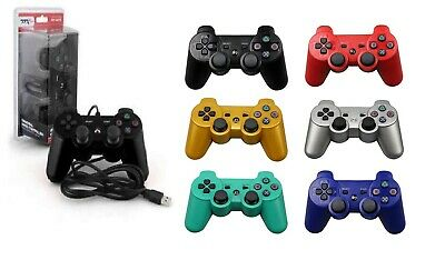 DUALSHOCK PLAYSTATION 3 CONTROLLER JOYPAD For PS3 BRAND NEW BOX PACKED