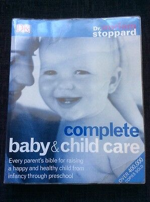 Complete Baby & Child Care Book By Dr Miriam Stoppard