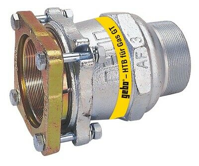 "Gebo AF 3 ""gas / YM 7911 flange compression fitting"
