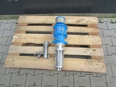WIWA pneumatic pump 9-1 72 bar 288 cm3 0013390/3277
