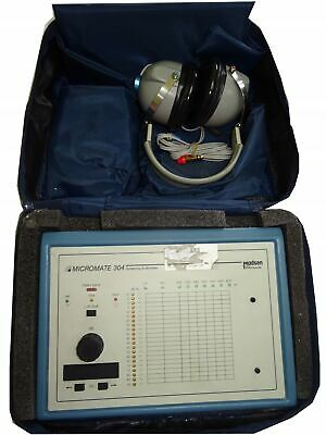 Audiometer Micromate 304 Madsen Electronics / 6391