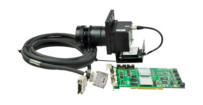 DALSA S3-20-04K40-00-R inspection camera with card / E 0395
