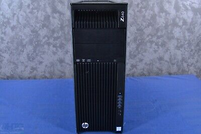 HP Z640 Workstation  Xeon E5-2620 v3 2.4GHz 16GB 1TB HDD Quadro K2200 NO OS