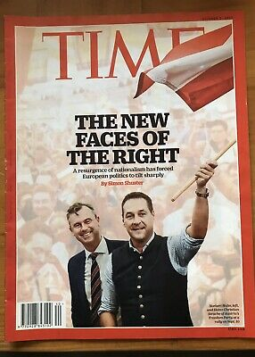 TIME Magazine 2016: New Faces Of The Right: Europe Nationalism S Shuster